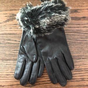 MERCER & MADISON Leather gloves